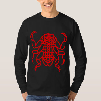 Bug Shirt (red/black/longsleeve)