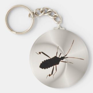 Bug Silhouette 2 ~ keychain