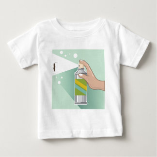 Bug Spray Baby T-Shirt