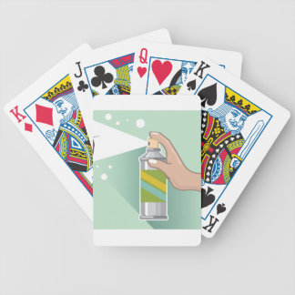 Bug Spray Bicycle Playing Cards