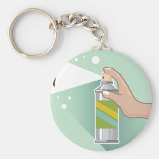 Bug Spray Keychain