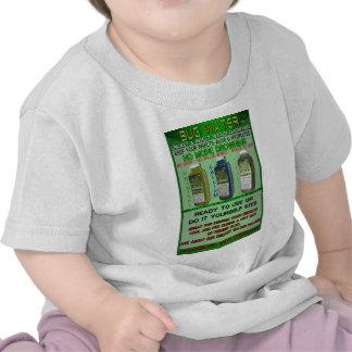 Bug-Water.com Water Gel Crystals Shirt