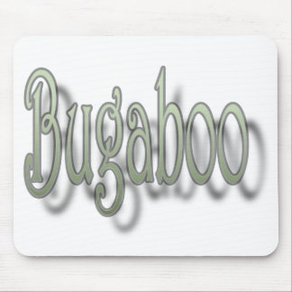bugaboo. mouse pad