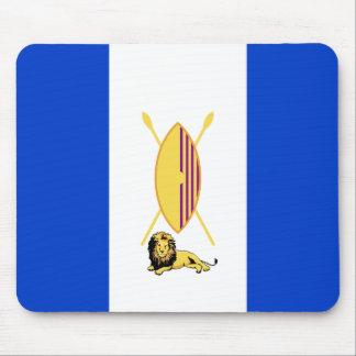 Buganda, Tuvalu flag Mouse Pad