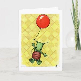 bugball birthday zazzle_card