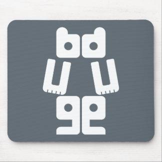 Bugbear Puzzle Mousepad
