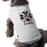 Bugge Family Crest Pet Clothes