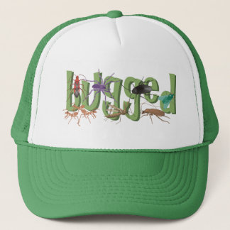 Bugged Insects Spiders Trucker Hat