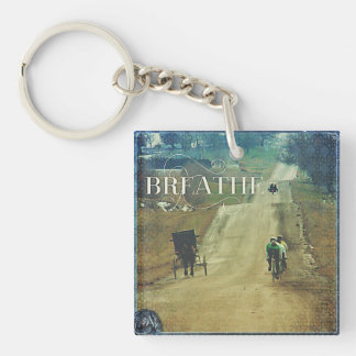 Buggies and Bicycles Keychain