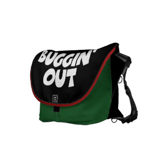 Buggin' Out Courier Bag