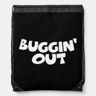 Buggin' Out Drawstring Backpack