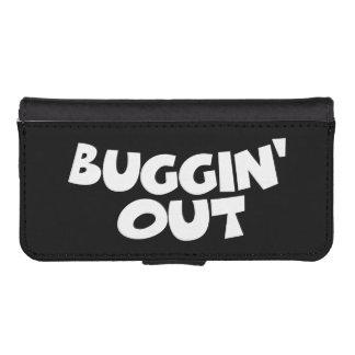 Buggin' Out iPhone SE/5/5s Wallet Case