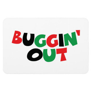 Buggin' Out Magnet
