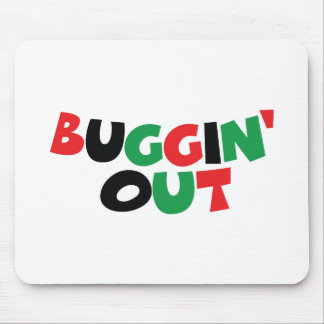 Buggin' Out Mouse Pad