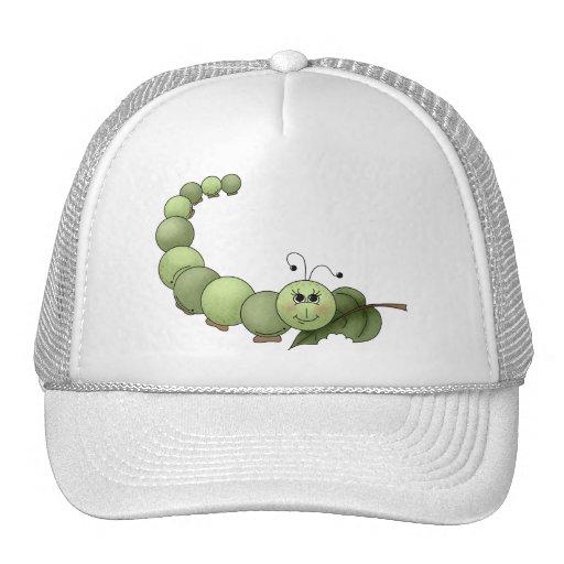 Buggin usted también · Inchworm verde Gorro