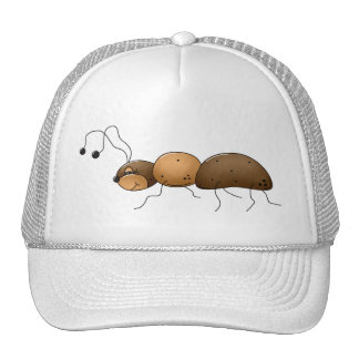 Buggin' You Again · Brown Ant Trucker Hat