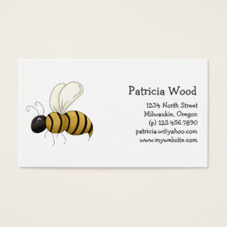 Buggin' You · Bee Business Card