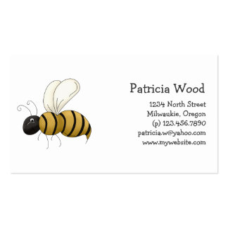 Buggin You · Bee Business Cards