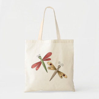 Buggin' You · Dragonflies Budget Tote Bag