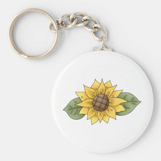 Buggin' You · Sunflower Keychain
