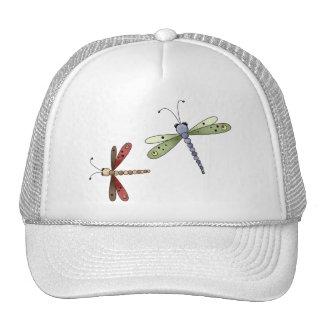 Buggin' You Too · Dragonflies Trucker Hat