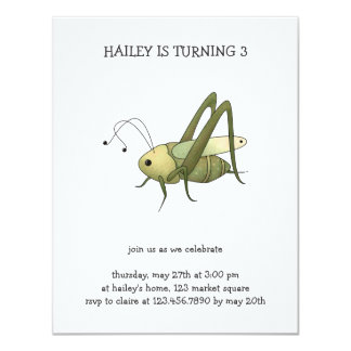 Buggin' You Too · Grasshopper Card