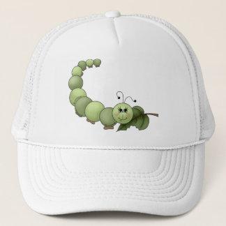Buggin' You Too · Green Inchworm Trucker Hat