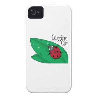 Bugging Out iPhone 4 Case