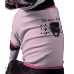 Buggs Dog t-shirt-choose style,color,& size