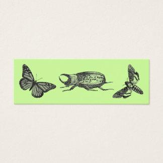 Buggy Bookmark Mini Business Card