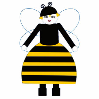 Buggy Martzkin Honey Bee Sculpture