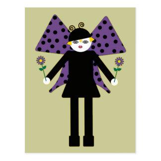 Buggy Martzkins ButterflyPostcard Postcard