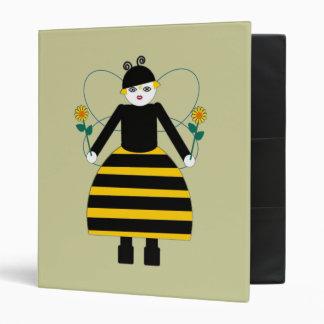 Buggy Martzkins Honey Bee Binder