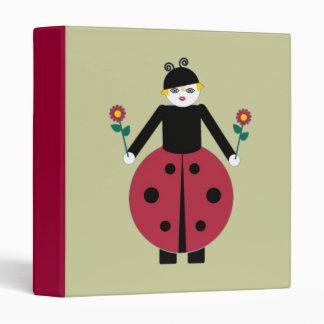 Buggy Martzkins Ladybug Binder