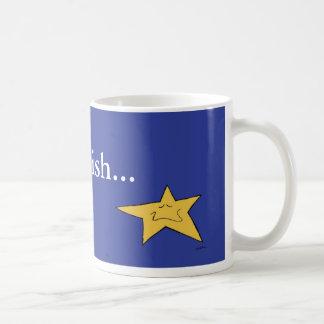 buggy star ...make a wish... classic white coffee mug