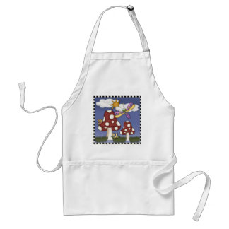 Buggylicious Birthday Adult Apron