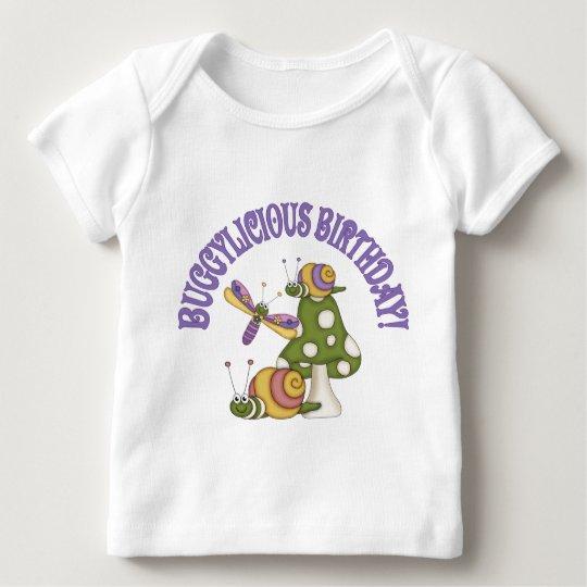 Buggylicious Birthday Baby T-Shirt