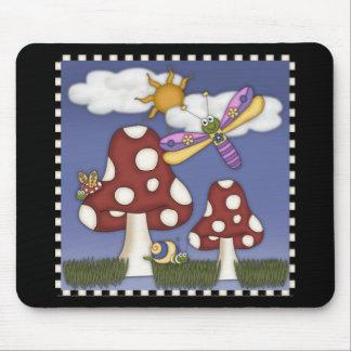Buggylicious Birthday Mouse Pad