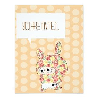 bughy animals invitation