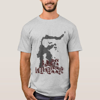 Bugis Makasar Theme T-Shirt