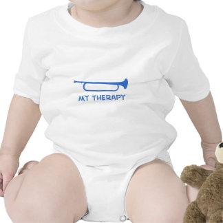 Bugle mi terapia camiseta