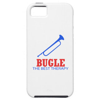 Bugle Musical designs iPhone SE/5/5s Case