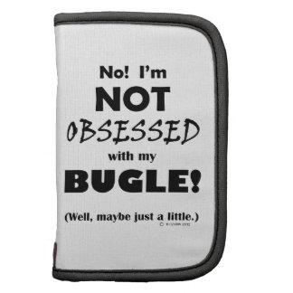 Bugle obsesionado organizador