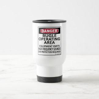 Bugle Operating Area Travel Mug