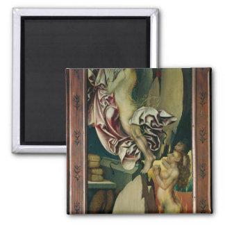 Bugnon altarpiece magnet
