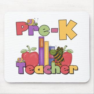 Bugs and Apples Pre-K Teacher Mouse Mat