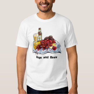 Bugs and Brew Tee Shirt