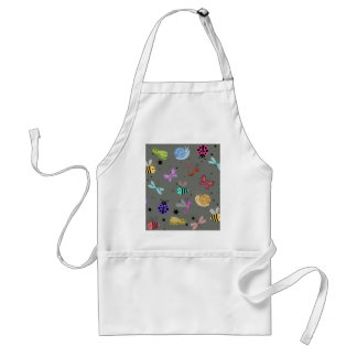 Bugs and insects adult apron