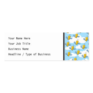 Bugs and Sky Pattern Business Card