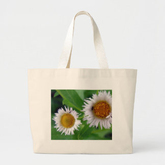 Bugs and White Flowers Bags